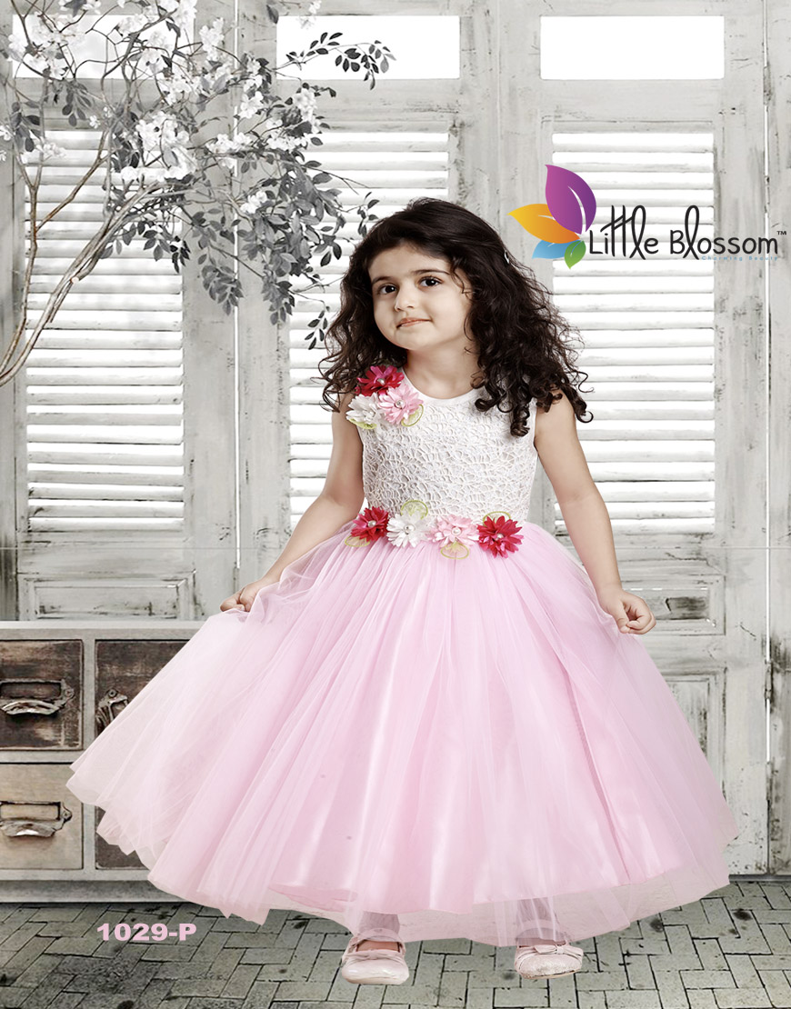Party Wear Gowns – Little Blossom